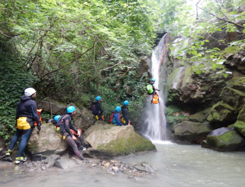 CANYONING TOUR TORRENTE FICOCCHIA