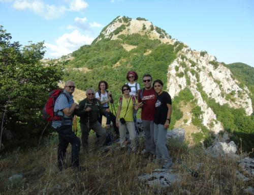 Trekking Tour Archeo Naturalistico Monte Giano